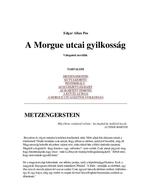Helminthology kvíz - nenyp.hu
