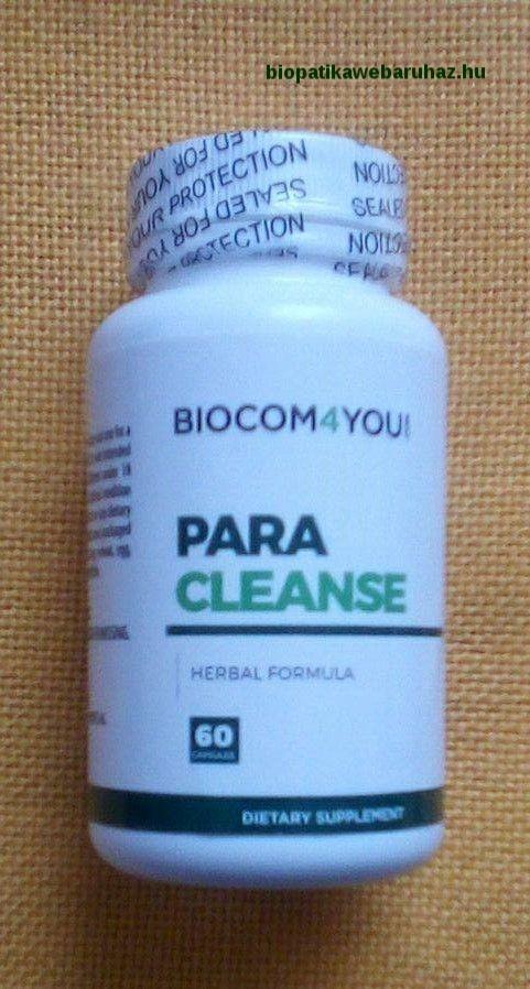 parazitá elleni teszt