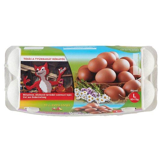 tojás méretű férgek