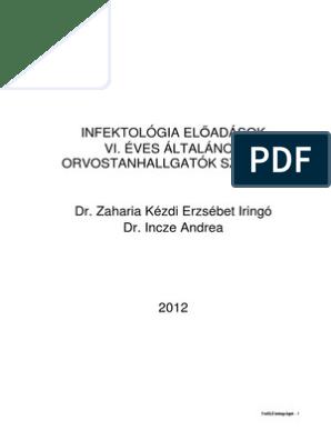 trichinosis etiológia patogenezise