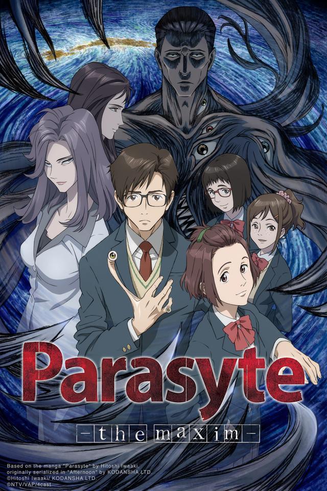Parazita 22 sorozat, Parasyte: The Maxim - Én a parazitákkal vagyok Parazita sorozatok listája