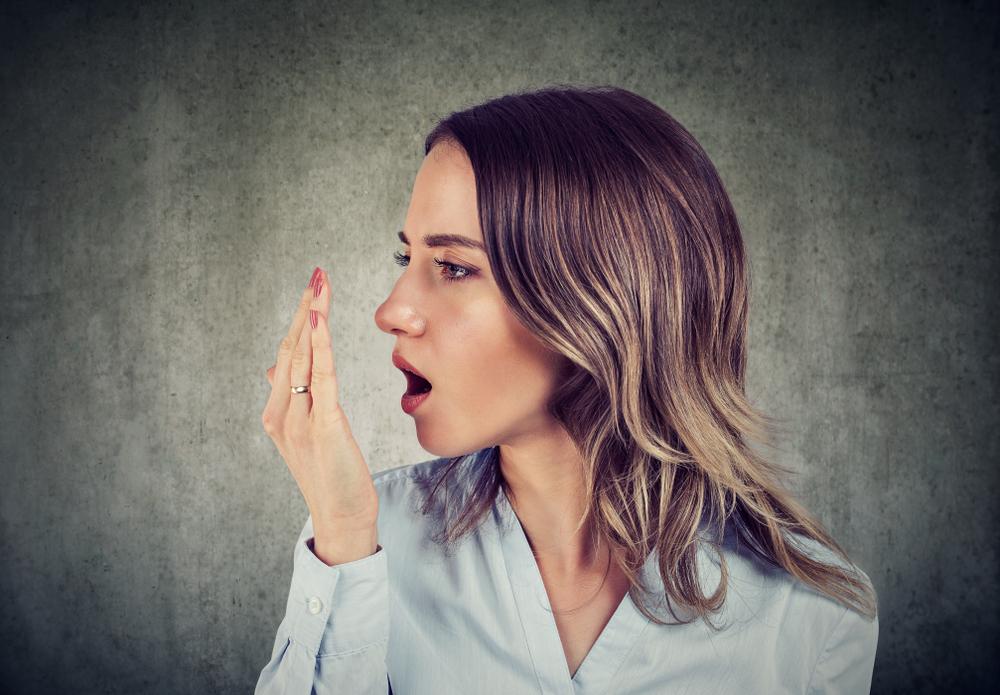 étkezés után rossz leheletet okozhat