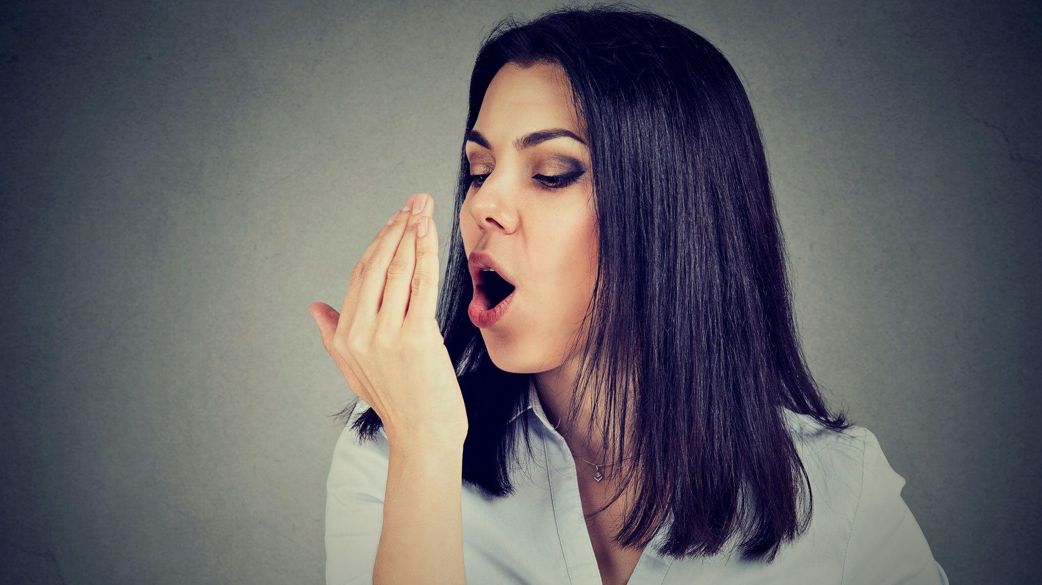 3 szag a szájból