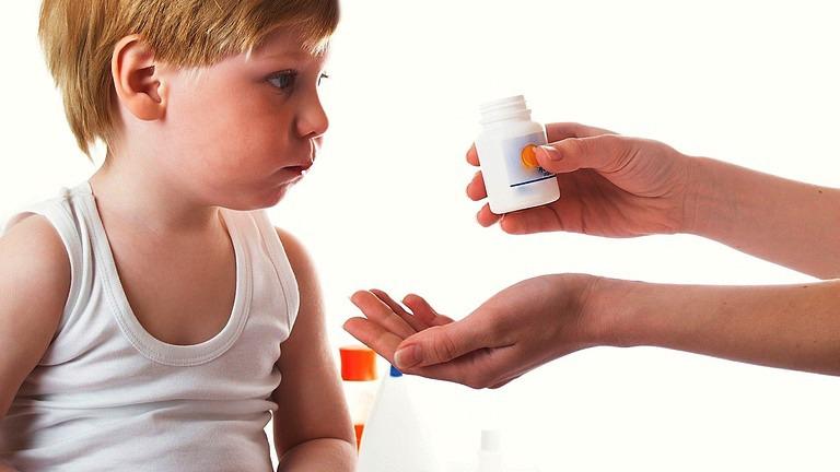 gyermekek gyógyszeres kezelése