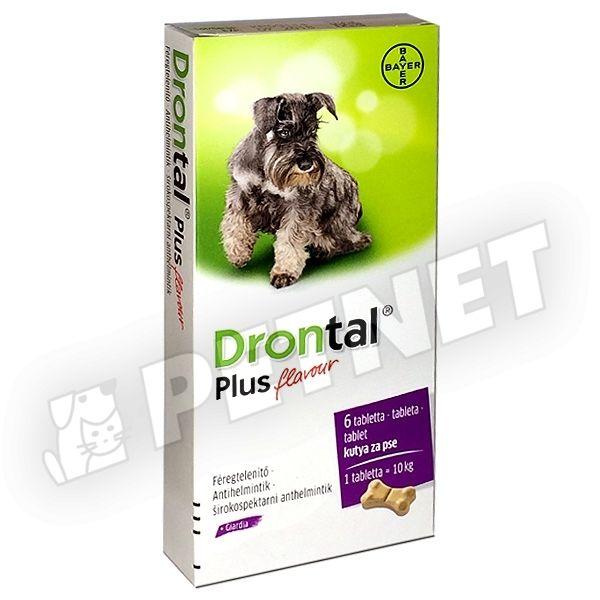 kutya féreghajtó mellékhatás