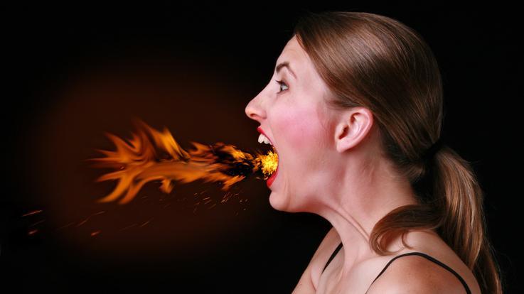 A szájszag és a rossz lehelet okai, ellenszere