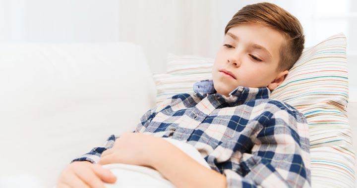 Gyermekbetegségek