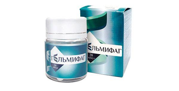 tabletták a férgek számára a gyomorban