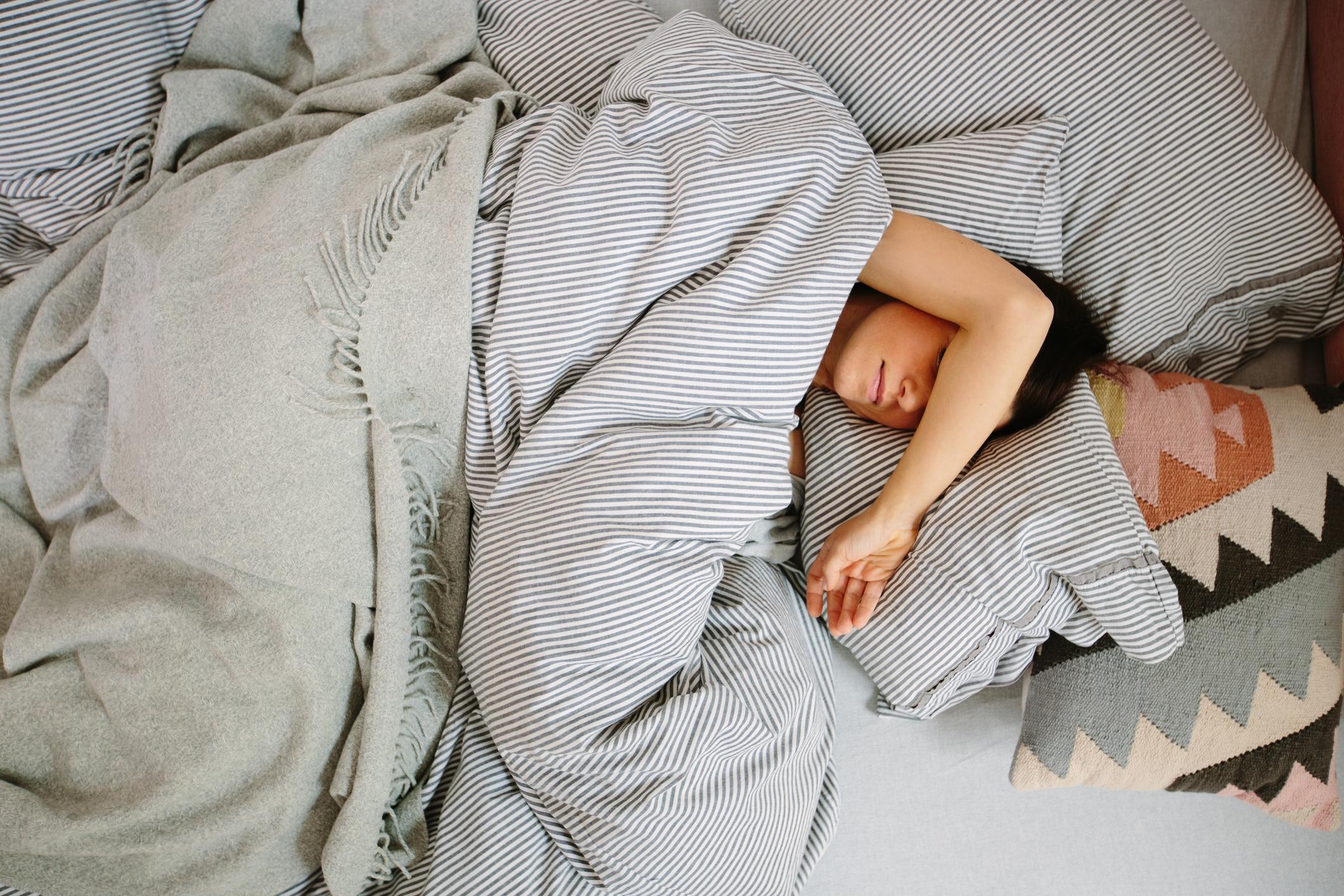 Egészségügyi problémák a gyerekkori alvászavarok hátterében | Kismamablog