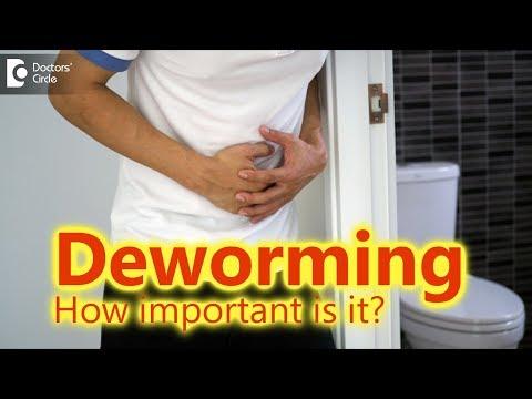 deworming az emberek mi ez ureaplasma férfiakban normál kezelés