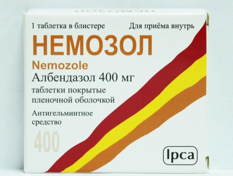 Férgek megelőzése felnőtteknél gyógyszerek nemozole vélemények