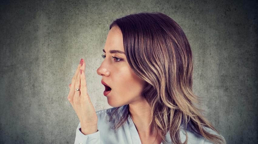 rossz lehelet és böfögő kezelés